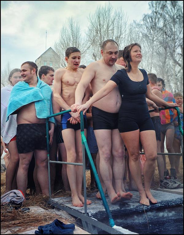 D700 @ 200 / 24-70 @ 38/4.0 / Россия, Томск, Белое Озеро / Январь 2010